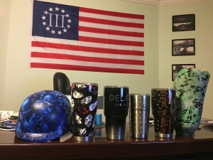 Hydrographics Display